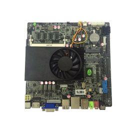 研盛三代QM6600+I3-3110M主板、**触摸一体机主板、电子白板主板、数字标牌主板