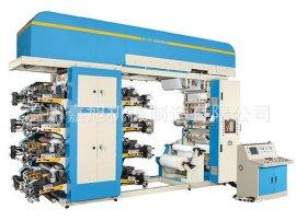 温州嘉旭供应jx-8800八色高速柔版印刷机