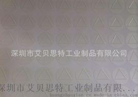 专业生产 高凸手感透明三角盲人标 危角标险警示标 进口材料  透明贴标 盲人标签  欧洲国家出口盲人专用标贴 大量现货热卖