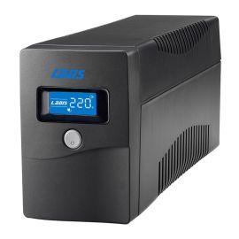 雷迪司UPS不间断电源H1000M稳压1000VA 500W可带双电脑单机30分钟