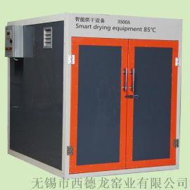电加热智能烘箱 浙江德龙牌3500农副产品干燥炉