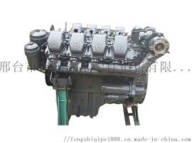 进口奔驰卡车OM502LA发动机  发动机总成
