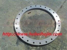 德昊机械大型法兰生产基地 供应DN500-8000合金钢大型法兰价格 国标大型法兰厂家