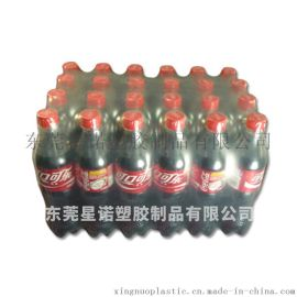 专业定做 PE热收缩膜超透明型饮料瓶包装热收缩袋