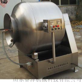 羊排腌制入味滚揉机 不锈钢多功能滚揉设备