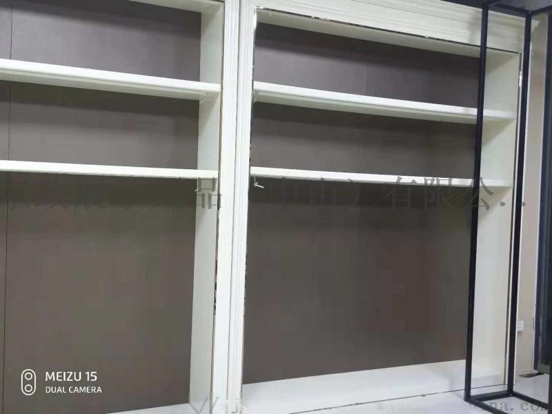 佛山家纺展柜专业定制,家纺专卖店展柜展示架设计