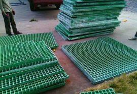 养殖场玻璃钢格栅 地沟盖板抗冲击