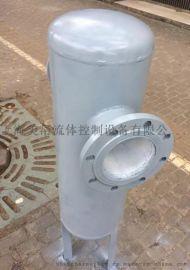 挡板加旋风蒸汽汽水分离器/挡板加旋风式汽水分离器
