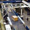 DWS系统快递电商行业自动称重读码测体积打印贴标