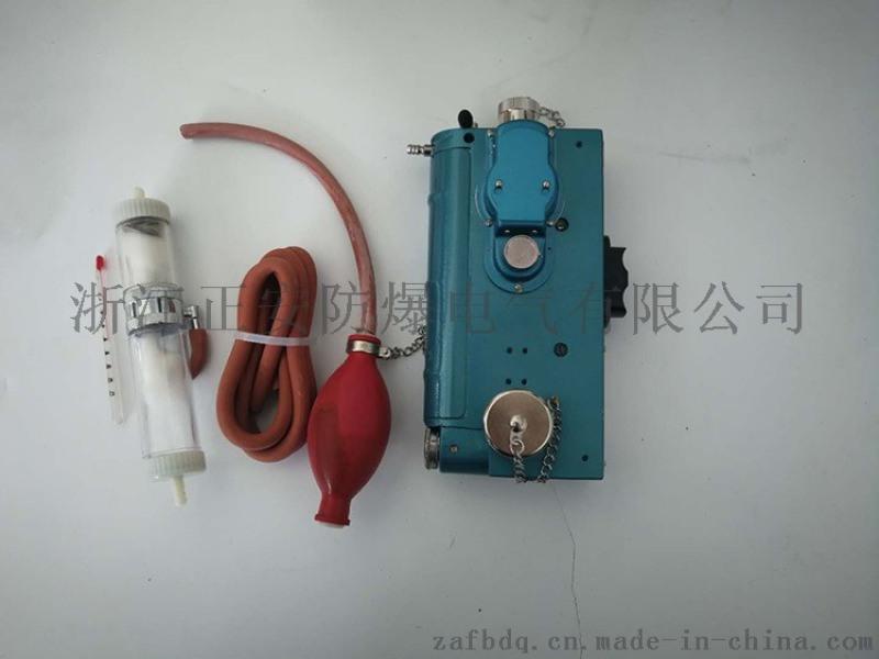 CJG10光干涉甲烷測定器