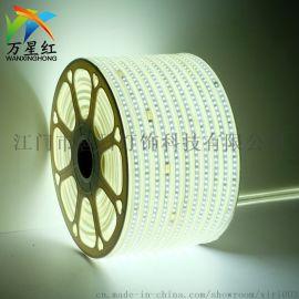 防水灯带2835单排220V弧形灯带