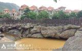 苏氏山水河源客天下园区生态景观工程