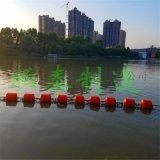 一体式拦污排拦渣浮体厂家