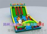 黑龙江厂家供应充气大滑梯,儿童充气滑梯规格灵活定做