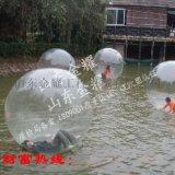好玩的游乐项目 雪地悠波球 充气悠波球 水上悠波球
