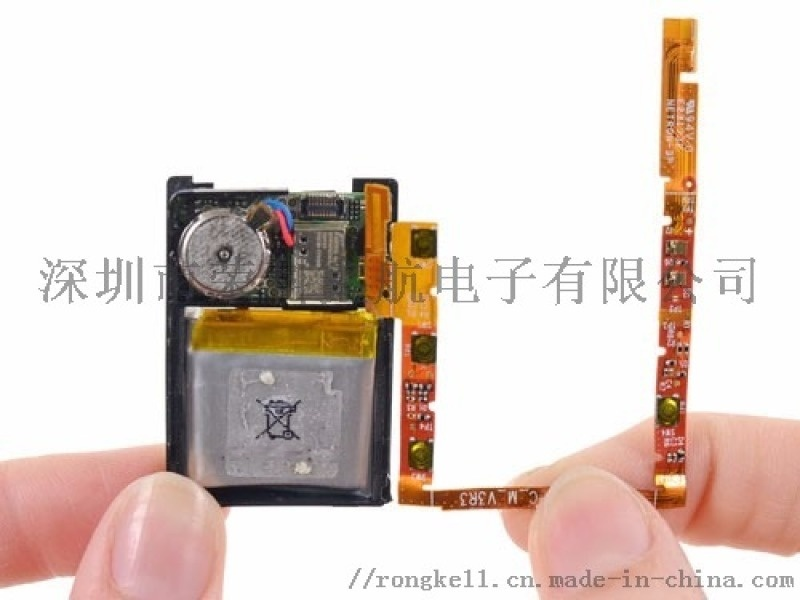 智能手表专用FPC柔性线路板供货商—深圳荣科鑫航