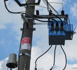 户外老款10千伏FZW28-12高压负荷开关
