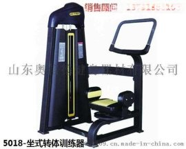 奥信德AXD-5018健身房商用坐式转体训练器