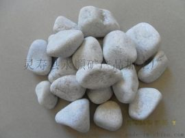 河北白色鵝卵石生產廠家,永順白色鵝卵石價格