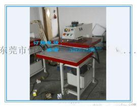 东莞液压单工位压烫机 抽拉式服装烫画机 油压烫钻机