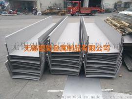 常州某钢结构公司用304/4.0热轧板加工天沟