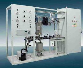 山西济南太原SCR脱硝催化剂评价装置不锈钢/玻璃精馏塔、分子蒸馏装置