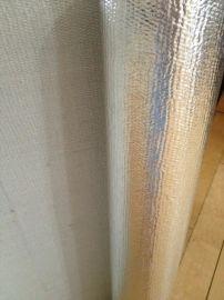 耐高温隔热棉 单面铝箔陶瓷纤维布2mm