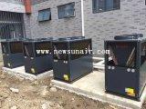 欧麦朗空气能地暖 恒温热泵采暖 空气能采暖机组