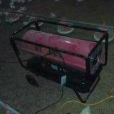 重庆垫江养猪加温设备 永备DH30柴油热风机 供应育雏加温补温 150平米加温迅速