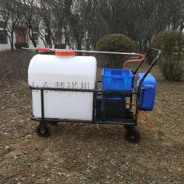 厂家供应105L电动打药机喷雾杀虫机推车喷雾器