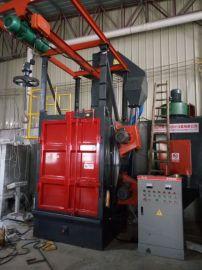 吊钩式抛丸清理机 可旋转 可悬挂 无死角 高效抛丸机
