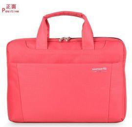 上海方振工廠供應定制款式多樣時尚電腦包定制禮品 印logo