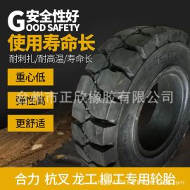 隧道衬砌台车825-15实心轮胎