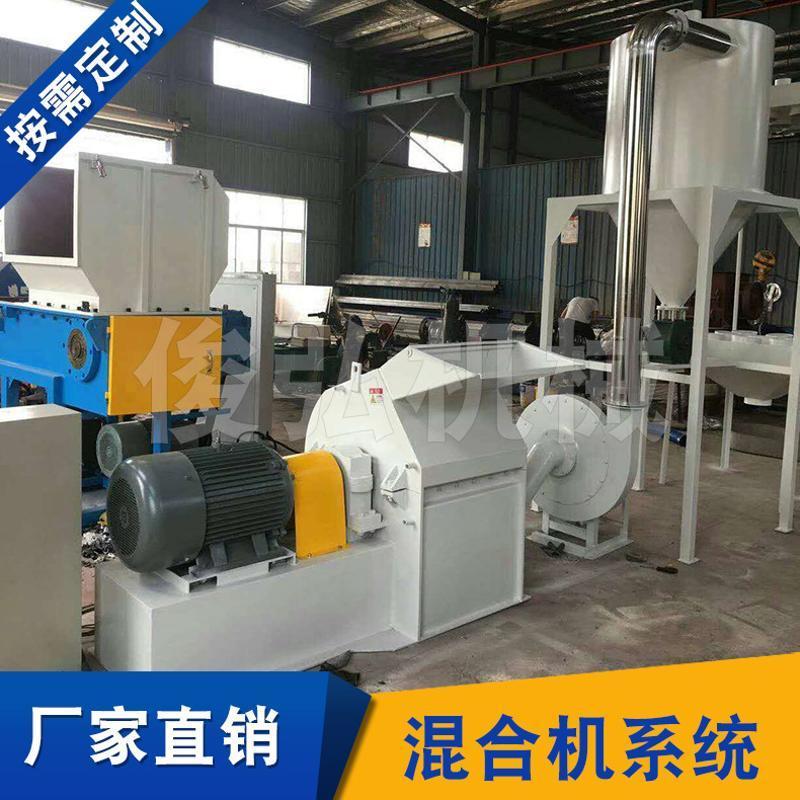 熱銷稱重系統 混合機配混系統計量稱重系統 粉狀物料配混系統