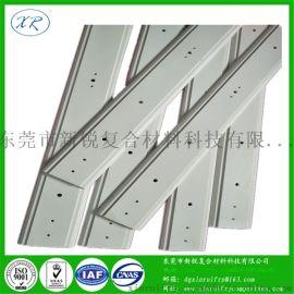 玻璃纤维板厂家 专业生产玻璃纤维条档锡板定做 带钻孔加工玻纤板