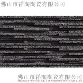 千陶彩  文化砖 艺术砖  别墅外墙