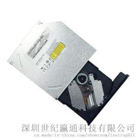 建興DS-8ACSH筆記本內置DVD刻錄機 小機箱光驅