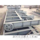 熱噴鋅平面鋼製閘門指導安裝