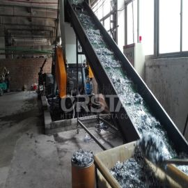 PET冷水清洗生产线