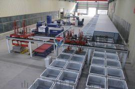 A1级无机水泥发泡保温板、外墙保温板生产线设备