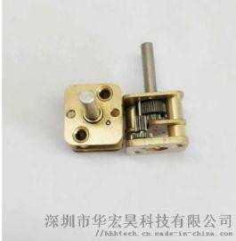 14GA系列030高性能微型電機減速器定制