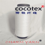 舫柯、尼龍椰碳紡絲母粒、短纖紗線、面料