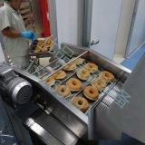 多拿滋生产线 唐纳滋生产设备 甜甜圈油炸机