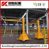上海懸臂吊250kg定柱式KBK旋臂吊德馬格旋臂吊