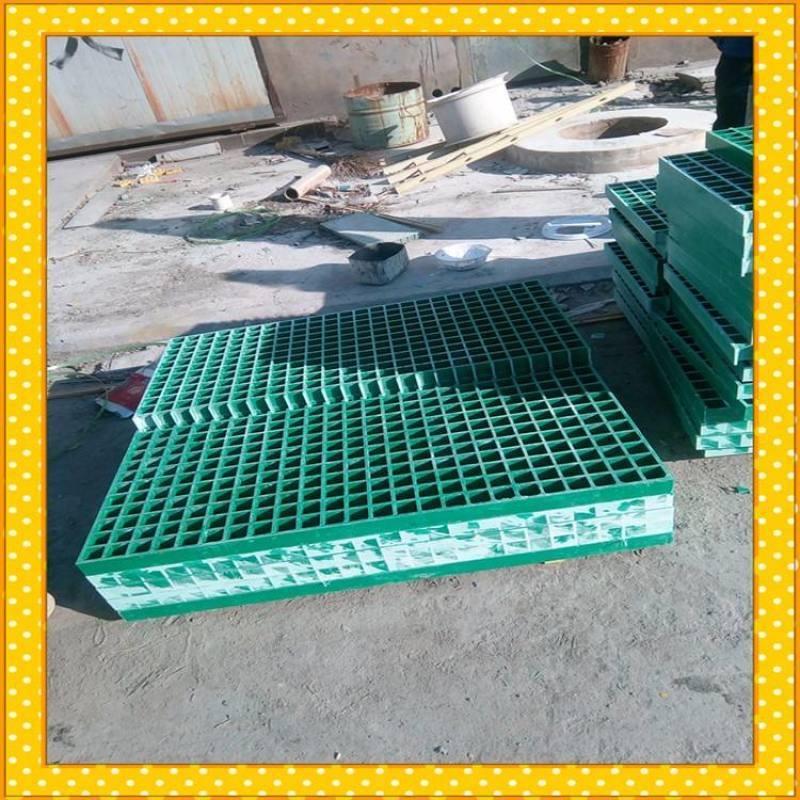 玻璃钢格栅 4S店洗车房专用格栅板防滑