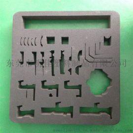 电子烟eva内衬裱纸植绒EVA内托防静电EVa