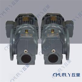 SAF37-15-Y0.75斜齿轮蜗轮减速机