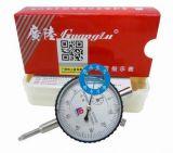广陆指针百分表0-10mm/0.01高度规 测厚规 深度表 高度表