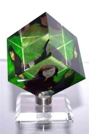 水晶照片技术设备