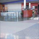 海口無縫一體化的新型複合裝飾彩砂地坪,海南宏利達